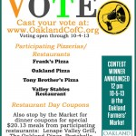 flyer-best pizza