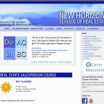 website-new horizons