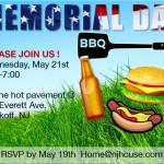 flyer-memorial day bbq