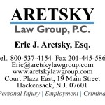 biz card - aretsky