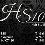 biz card - hair salon